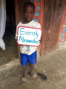 Evensly Alexandre