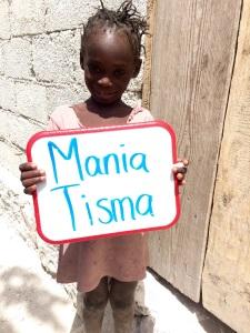 Mania Tisma