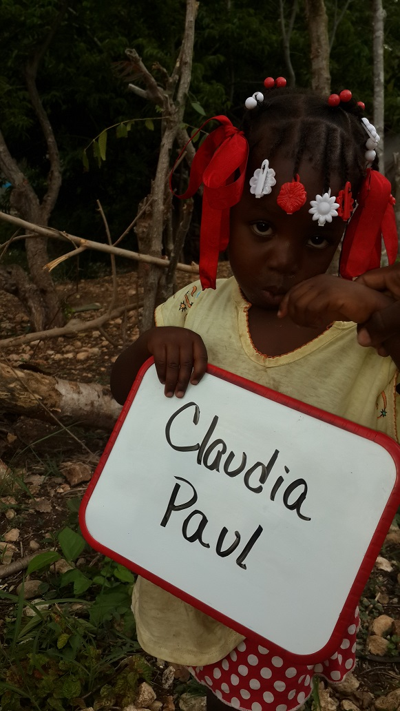 Claudia Paul
