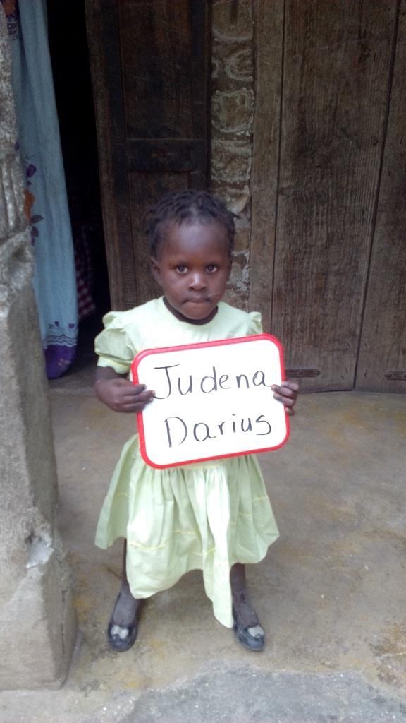 Judena Darius