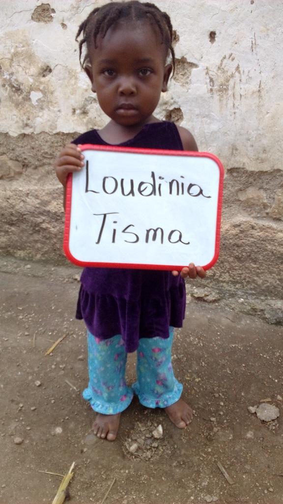 Loudinia Tisma