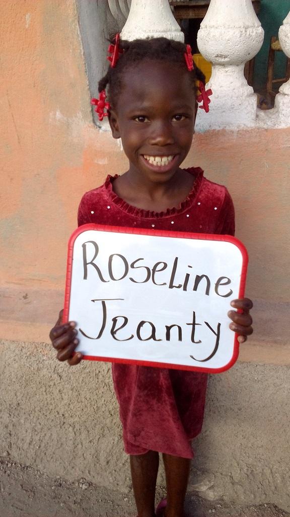 Roseline Jeanty