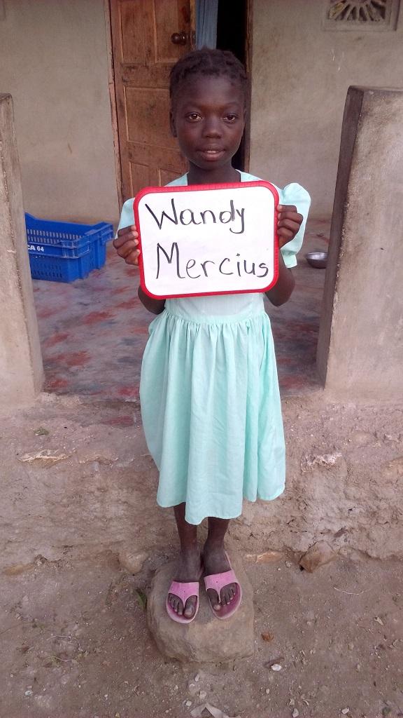 Wandy Mercius
