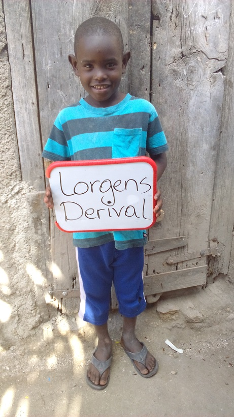 Lorgens Derival